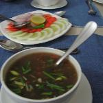 Hot soup and Great food!!!!!!!!!!!!!!
