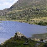 Lake in Gap of Dunloe - Must See