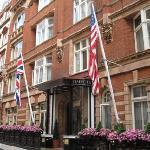 Hotel Stafford exterior