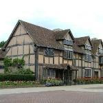 Shakespeare's Birthplace - Stratford Upon Avon, England