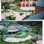 Room 4321 balcony views front/right