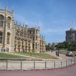 Windsor Castle, tea with the Queen?