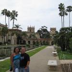 Balboa Park--absolutely beautiful!