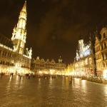 Grand Palace - Brussels - Night shot