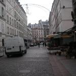 Rue Cler ภาพถ่าย