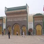 02/06. Royal Palace, Fez