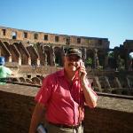 Gene in the Coliseum