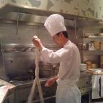 Caesar's ~ Beijing Noodles No. 9 ~ still making the noodles