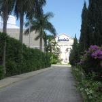 Sandals Royal Bahamian - Entrance