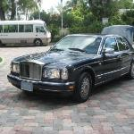 Sandals Royal Bahamian - Rolls Royce Transfers