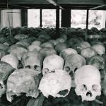 The Killing Fields of Pheom Phen, Cambodia Oct. 2002