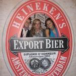 Heineken Experience!!