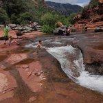 Slide Rock State Park ภาพถ่าย