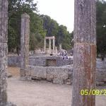 แองเชี่ยน โอลิมเปีย (อาร์ไชย่า โอลิมเปีย) ภาพถ่าย