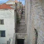กำแพงเมืองโบราณ ภาพถ่าย
