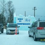 The Aurora Ice Museum ภาพถ่าย