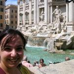 PRECIOSA!!! La Fontana de Trevi.