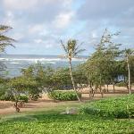 View from lanai at H301