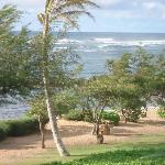 View from the lanai at H301