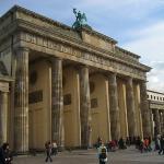 Brandenburg Gate - Berlin - October 2008