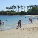 The beach at Cofresi