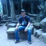 Angkor Thom ภาพถ่าย