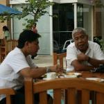 August 2007 - AD.verse 'Jakarta-Bandung Trip @ Somerset Berlian Apartemen, Permata Hijau Jakarta