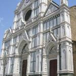 Typically, each Italian square has a church in it.  Each would compete on whose was the nicest.