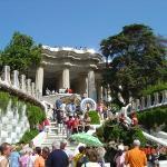 Park Guell-barcelona-Spain