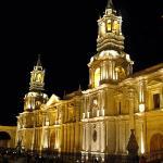 Arequipa city...