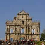 Ruins of St. Paul's ภาพถ่าย