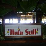 Our last dinner in Hawaii at the Hula Grill....