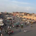 Djemaa el-Fna, Marrakech