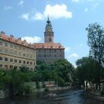 Cesky Krumlov Chateau