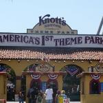 Knott's Berry Farm, it started life as a working farm, then a farm and restaurant, then an amuse