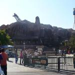 Knotts, a view of some of the amusements.