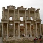 Ephesus ancient library