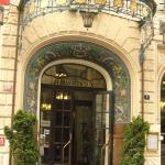 Art Nouveau - Hotel Pariz