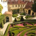 Vrtba Garden..a beautiful baroque garden -a UNESCO World heritage site