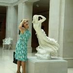 สถาบันศิลปะชิคาโก ภาพถ่าย
