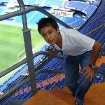 Stadio Santiago Bernabeu ภาพถ่าย