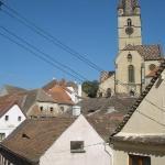 Sibiu, Transilvania agosto 2008