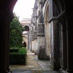 Alcobaca. Santa Maria's monastery