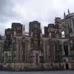 Batalha. Unfinished chapel