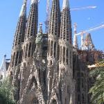 Sagrada Familia -kirkko