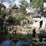 Yu Garden (Yuyuan) ภาพถ่าย