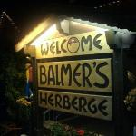 Balmer's!!!!  That's the place we ate dinner the first night.    AHHH!!  Too many good pictures.