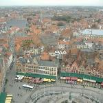 The view from the belfry.