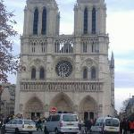 Cathedral Notre Dame.