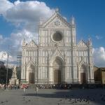 Il Santa Croce.  We'll visit that later.  It's beautiful inside.